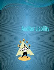 Auditor Liability Lecture 10.pptx