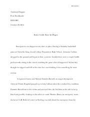 Extra credit first pape copy pdf