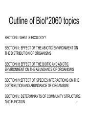 Ecology Lecture 14 Oct 19 2016