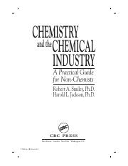 Chemistry and the Chemical Industry A Practical Guide for Non-Chemists.pdf