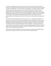 3-1_Discussion_The Internet's Affect on Consumernism-Module 3.docx
