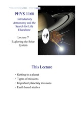 Lecture 7 — Exploring the Solar System (white background)