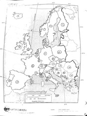 Europe Map Study Guide