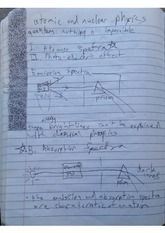 atomic and nuclear physics IB physics notes