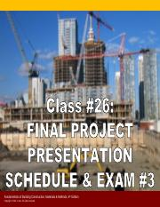 Class #26 - Final Project Presentation Schedule & Exam #3.pdf