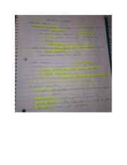 landfill problems notes