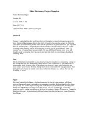 bible 105 essay God's two books: free bible commentary on psalm 19 in easy english.