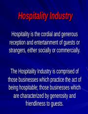Hotel Industry (1211404).ppt