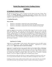 BPS_Funding_Guidelines.doc