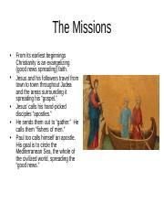 The+Missions.ppt