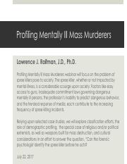 Profiling Mentally Ill Mass Murderers (slides covered).pdf