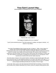 yves st laurent - lecture notes pdf.pdf