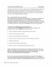 First exam study guide.pdf