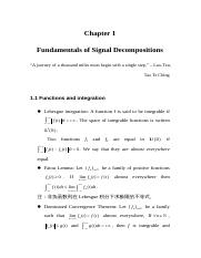 Chapter 1 Fundamentals