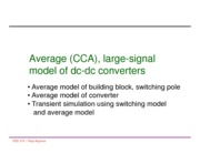 Lecture 7 full average model