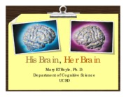 16-COGS11-His Brain, Her Brain