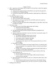 Chapter 35 Notes APUSH
