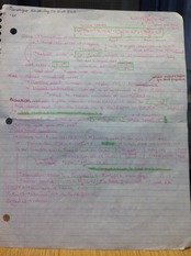 Final Exam Review Study Guide Notes