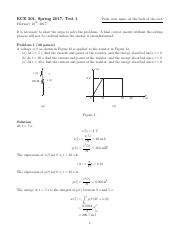 ECE301_S2017_Test01a_Solutions