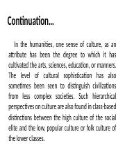 Continuation...Culture as a Concept.pptx