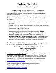 Holland Bloorview volunteer app.pdf