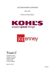 ACCT_600_Sample_Due_Diligence_Final_Report_3_-_Kohl's_Acquisition_Of_Penney's (1)