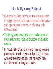 MISC_Notes-Intro to Dynamic Protocols.ppt
