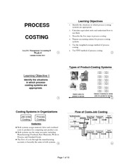 Lecture 4 - Process costing-WebCT-Master