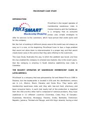 case study pricesmart