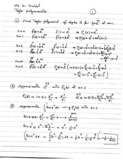 17B_Taylor_Polynomial_7-6_Notes_2Pages