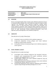 1-MIS-Syllabus Student A161