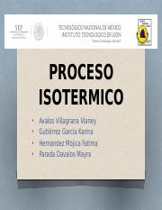 PROCESO-ISOTERMICO-1.pptx