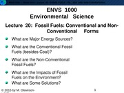 W2015-Lecture 20-Fossil Fuels-Oil and Gas-posted