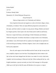 Rite of passage essay # 1.docx