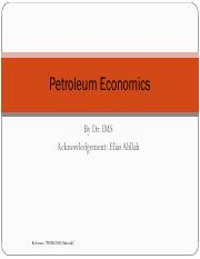 1.1 Petroleum Economics intro.pdf