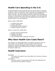 healthcare in america notes.pdf