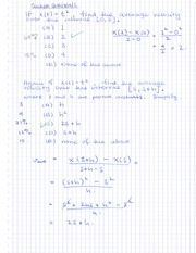 MTHE 237 Fall 2014 Tutorial 1 Solutions