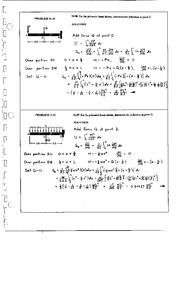 1384_Mechanics Homework Mechanics of Materials Solution