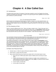 A star called the sun lecture