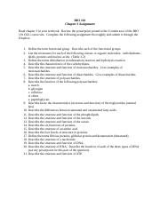 BIO 101 Chapter 3 Assignment (1).docx