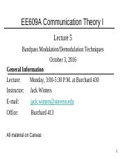 Lecture5_Bandpass-lecture-EE609A-2016F