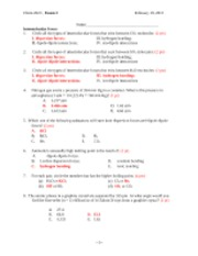 Exam 1 Problems and Solutions