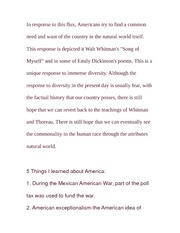 emily dickinson personal response essay Elizabeth bishop for leaving cert english has an interesting biography that you can use to pepper your essay and make it emily dickinson wrote about 1700.