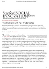 The Problem with Fair Trade Coffee _ Stanford Social Innovation Review.pdf