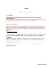 chapter_7_negligence_and_strict_liability copy.doc