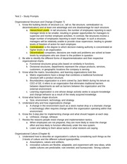 Study Guide Wilson 2