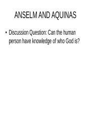 Phil106lect7-ANSELM-AND-AQUINAS.ppt