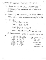 MATH 212 Tutorial 5 Solutions