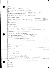 Precalculus Problem Set 3 with Solutions