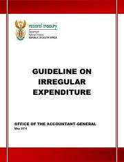 01 Guideline on Irregular Expenditure 27 May 2014.pdf